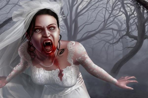 Novia vampira