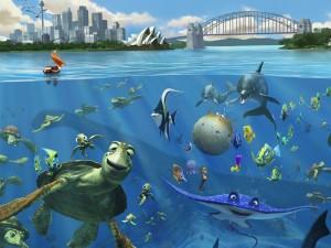 Los amigos de Nemo