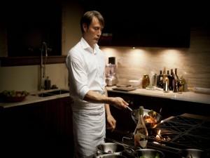 Hannibal cocinando