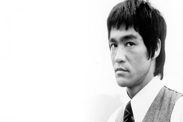 La mirada de Bruce Lee