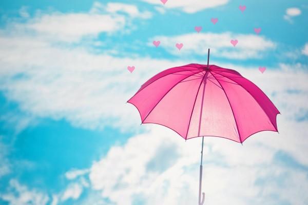 Llueven corazones