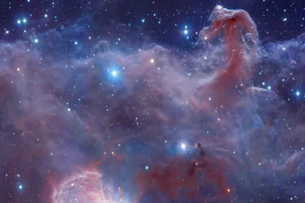 Nebulosa Cabeza de Caballo (B33)