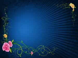 Flores y líneas