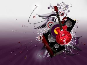 Música de guitarra eléctrica