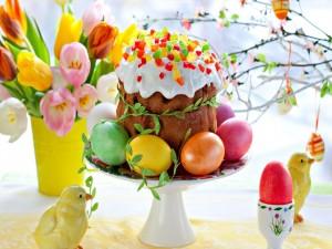 Celebración de Pascua