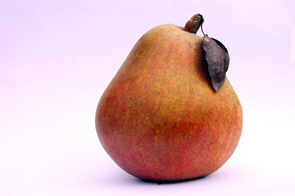 Una bonita pera