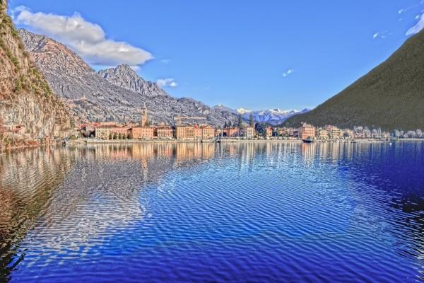 Lago de Lugano