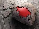 Dentro hay un corazón