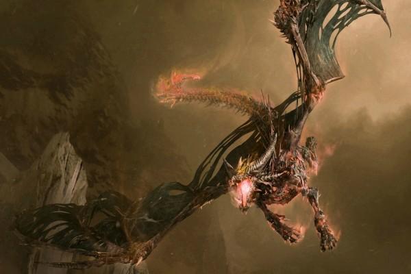Dragón del infierno