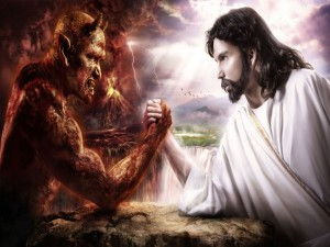 Dios vs Lucifer