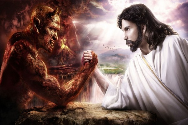 Dios vs Lucifer