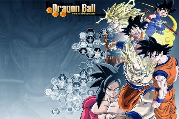 El legendario Goku