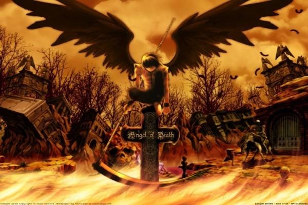 El ángel de la muerte