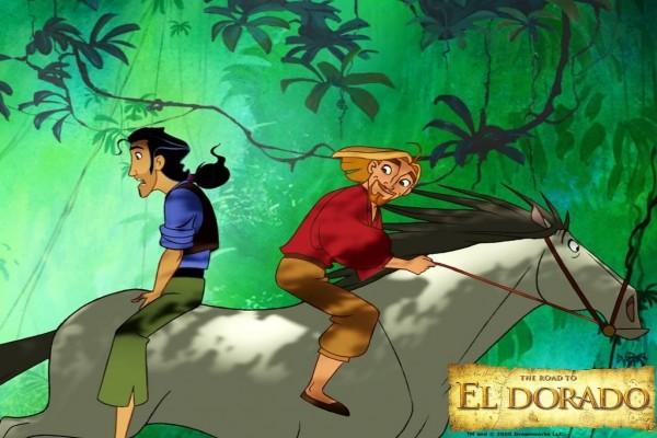 """A caballo en """"The Road to El Dorado"""""""