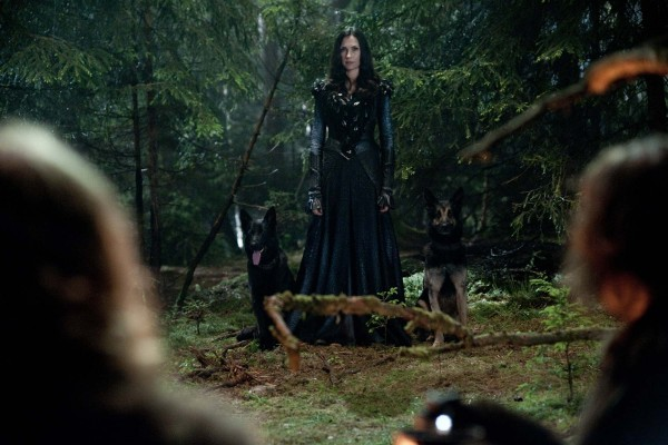 """Una bruja en """"Hansel y Gretel: cazadores de brujas"""""""