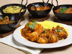 Postal: Cocina India