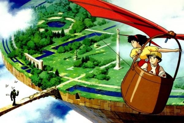 Laputa: Un castillo en el cielo