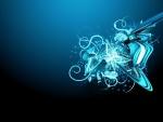 Arte en azul