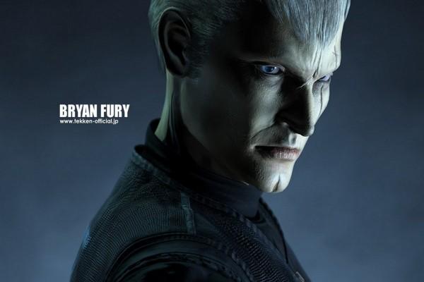 Bryan Fury, Tekken