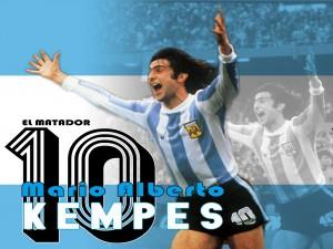 """Kempes """"El Matador"""""""