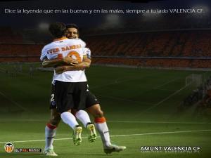 Postal: Valencia CF
