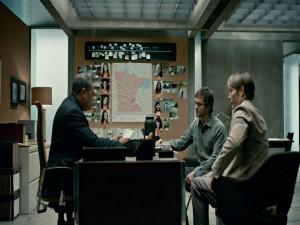 Reunión entre Hannibal, Will y Jack