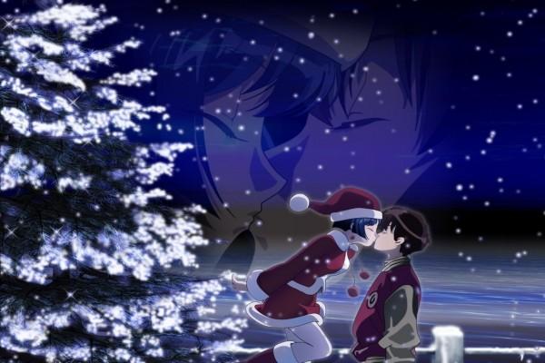Beso de Navidad