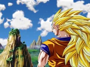 Postal: Goku SSJ 3