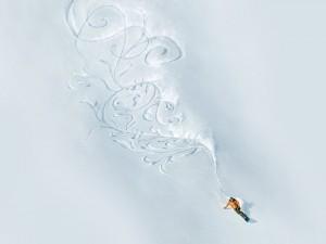 Artista del snowboard