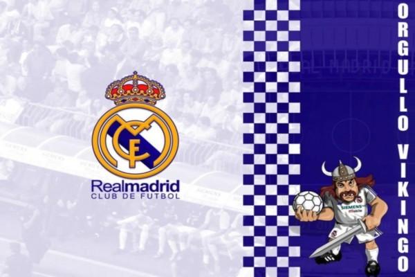 Real Madrid, orgullo vikingo