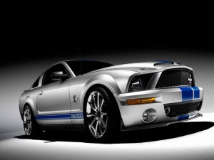 Postal: Mustang GT-500
