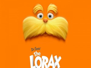 Postal: Dr. Seuss' The Lorax (Lorax, en Busca de La Trúfula Perdida)