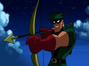 Postal: Flecha Verde