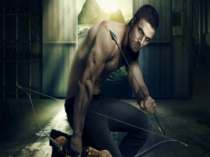 "Serie de TV ""Arrow"""