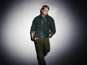 Postal: El actor sueco Joel Kinnaman