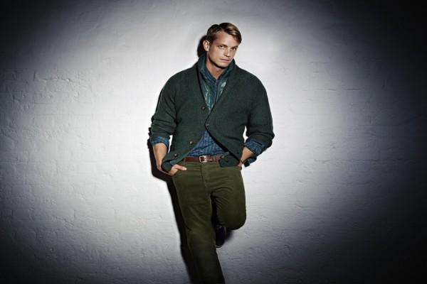El actor sueco Joel Kinnaman