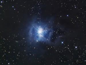 Nebulosa Iris