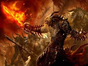 Guerra de monstruos
