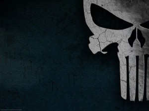 Postal: Logo de Punisher