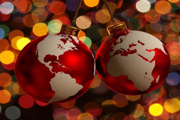 El mundo en Navidad
