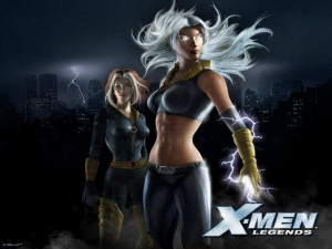 Tormenta, X-Men Legends