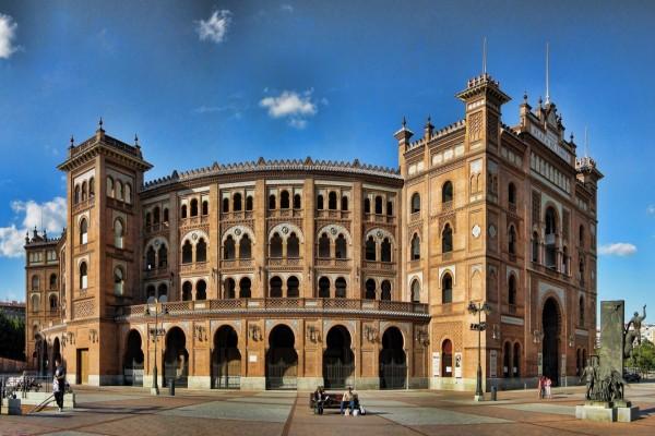 """Plaza de toros de """"Las Ventas"""", Madrid"""