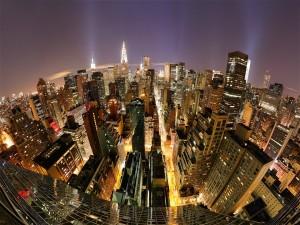 Noche en New York