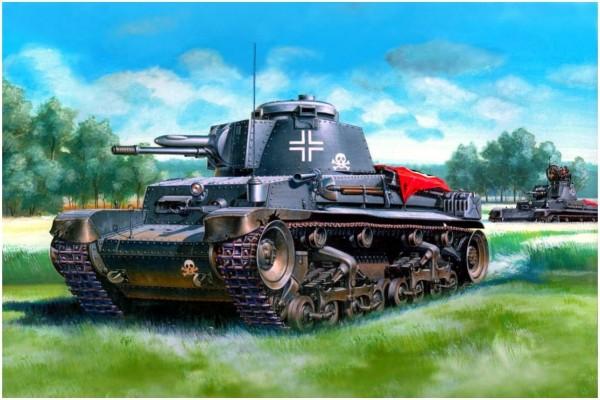 Panzer de cañón corto
