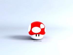 Postal: Mushroom