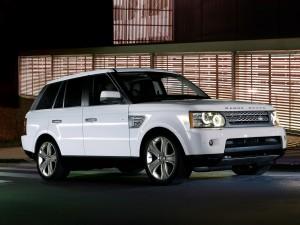 Postal: Range Rover Sport
