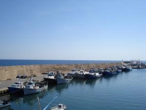 Postal: Puerto pesquero