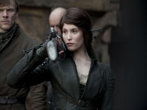 """Gemma Arterton en """"Hansel y Gretel: cazadores de brujas"""""""