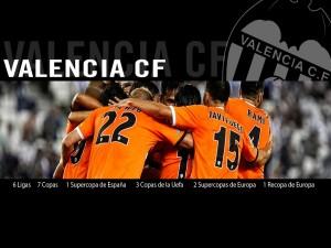 Valencia CF, somos una piña