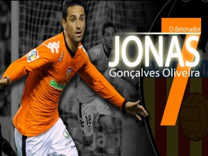 Postal: Jonas, Valencia CF